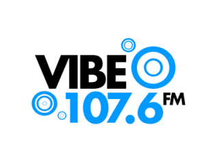 Vibe 107.6 - Radio Made in Watford 320x240 Logo