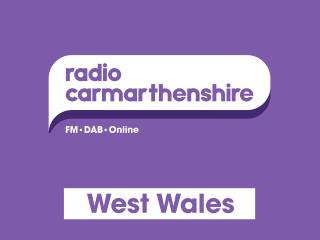 Radio Carmarthenshire 320x240 Logo