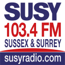 Susy Radio 103.4 128x128 Logo