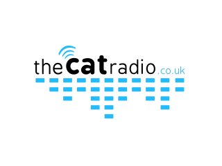 The Cat Radio 320x240 Logo