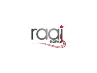 Raaj FM 320x240 Logo